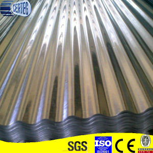 Zinc corrugated roofing for building pictures & photos