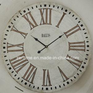 Logo Customized Analog Quartz Wall Clock pictures & photos