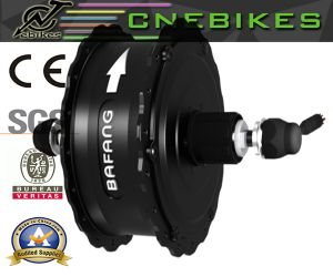 New Product 48V 350W 8 Fun Geared Cassette Motor for Snow Beach Bike pictures & photos