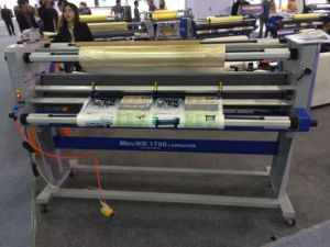 MEFU MF1700C3 1600 Automatic Roll Hot and Cold Laminating Machine with Cutting pictures & photos