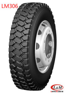 Drive/Steer/Trailer off Road Service Truck Tire (LM306) pictures & photos
