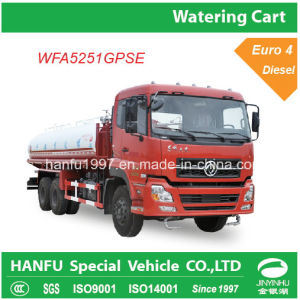 6X4 Drinking Water Truck 18-25t/Heavy Water Truck