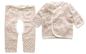 Organic Cotton Underwear, Infant Cloth Set, for 0-12month Babies pictures & photos