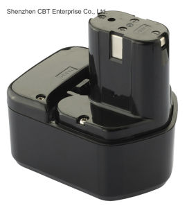 OEM Ni-CD Hitachi Eb 1212s, Eb 1214L, Eb 1214s, Eb 1220bl, Eb 1220hl, Eb 1220HS Power Tool Battery pictures & photos
