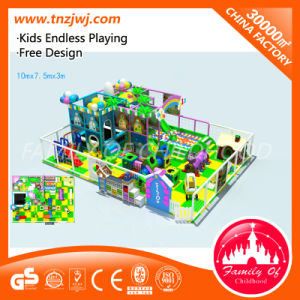 Large Indoor Toddler Playground Sets Playground Equipment pictures & photos