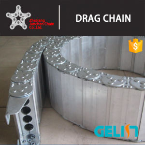 Tl95 III Stainless Steel Cable Carrier Flexible Steel Cable Drag Chain Made in China pictures & photos