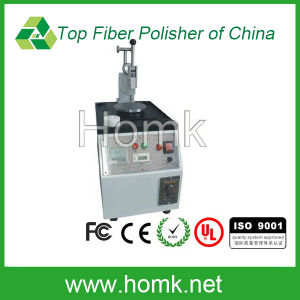 High Stability Center Pressured Fiber Optical Polishing Machine pictures & photos