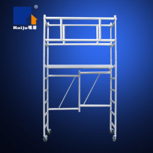 Foldable Aluminium Scaffold pictures & photos