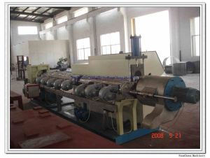 Single Screw Extrusion Line pictures & photos