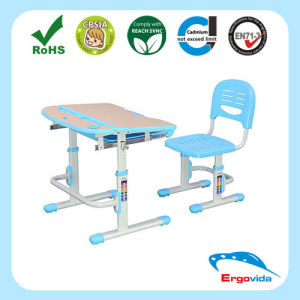 Ergotech E1 MDF Non-Reflection Desktop Kids Writing Table