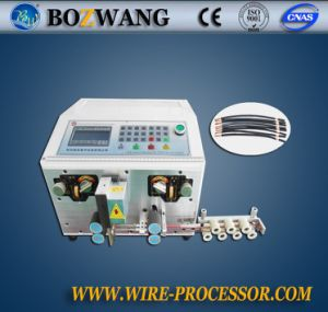 Computerized Cutting and Stripping Machine for Double Wires pictures & photos