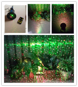 Red Green Outdoor Christmas Laser Lights pictures & photos