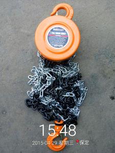 Durable Hsz Manual Chain Hoist pictures & photos