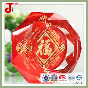 Made in China Colour Printing Ashtray (JD-CA-207) pictures & photos