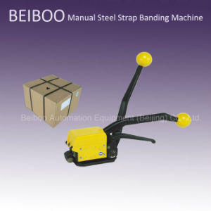 Sealless Manual Buckle-Free Steel Strapping Machine (A333) pictures & photos