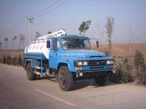 Light Vehicle 4X2 6cbm Fecal Suction Truck (EQ1102FL)