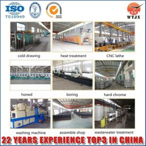 Honed / Cold Drawing Seamless Steel Tube for Hydraulic Cylinder pictures & photos
