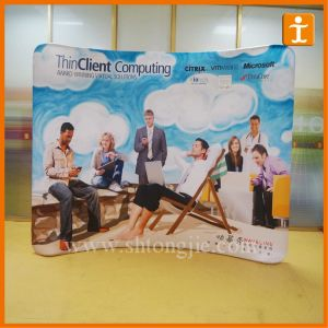 Pop up Display Advertising Banner Stand (TJ- 11) pictures & photos