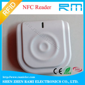 Access Control 13.56MHz RFID NFC Card Reader Device TCP/IP+WiFi pictures & photos