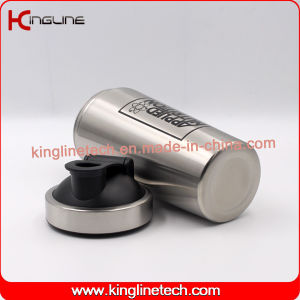 750ml 304 Stainless Steel Custom Protein Shaker Bottles(KL-7068) pictures & photos
