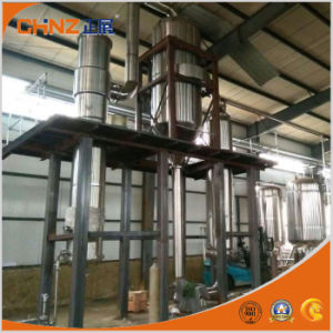 Single-Effect Forced Circulation and Crystallization Vacuum Evaporator pictures & photos