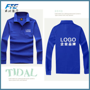 Pure Color Polo T-Shirt for Promotion pictures & photos