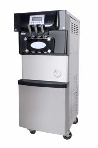 Stainless Steel Soft Ice Cream Machine pictures & photos