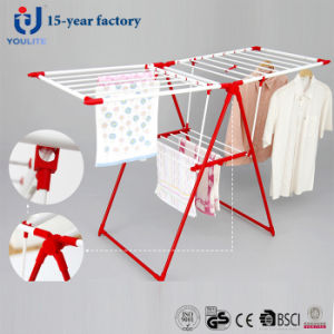 New Design Folable Laundry Raying Rack pictures & photos