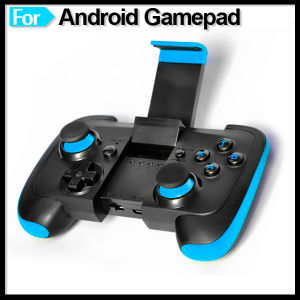 Wireless Bluetooth Joystick Controller Gamepad for Android Phone Tablet pictures & photos
