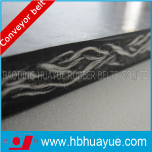 Quality Assured Solid Woven Rubber Conveyor Belt System, PVC Pvg 630-5400n/mm pictures & photos