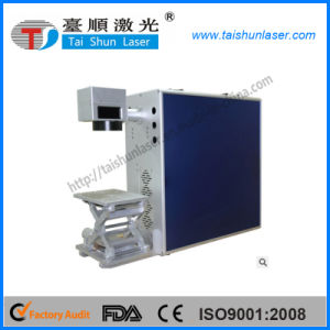 20W Portable Fiber Laser Marking Machine for Metal pictures & photos