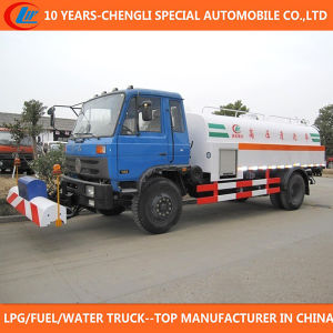 4X2 Road Cleaning Truck 8t High Pressure Cleaning Truck pictures & photos