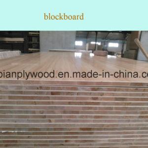 Melamine Faced Falcata Core Blockboard pictures & photos