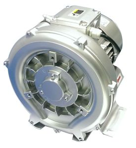 250W Single Stage High Efficient Turbine Blower Ring Blower pictures & photos