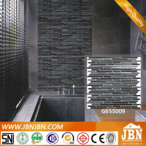 Bathroom Wall Tile Wholesale Crystal Glass Mosaic (G655009) pictures & photos