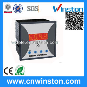 Single-Phase AC Digital Ammeter Adjustable Alarm Power Supply with CE pictures & photos