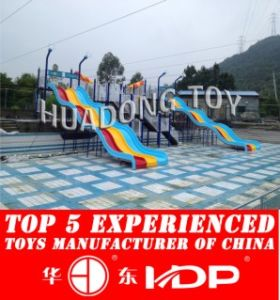 Hot Sell! 2018 Amusement Park Equipment Water Slide for Sale HD15b-097b pictures & photos