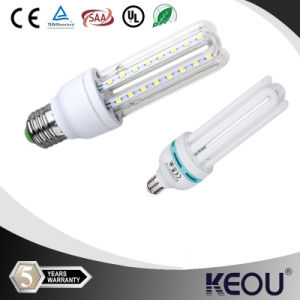 Saso Energy Saving Light Bulbs 7W LED Corn Light pictures & photos