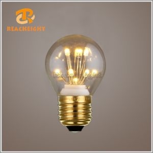 Mtx G45 Vintage Filament LED Light Bulb pictures & photos