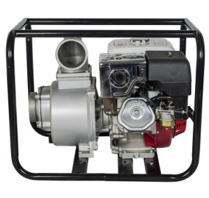 4 Inch Gasoline Water Pump Set (ZH40CX) pictures & photos