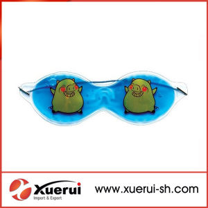 High Quality Cool Sleeping Gel Eye Mask pictures & photos