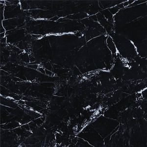 Black Background White Line Marble Floor Tile pictures & photos
