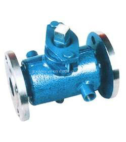 Jacketed Pressure Balanced Lubricating Plug Valve (GABX47F) pictures & photos