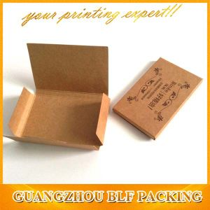 Folding Kraft Paper Box for Cosmetics (BLF-PBO380) pictures & photos