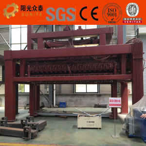 AAC Block Production Line 300000 Sunite AAC Machinery Group pictures & photos