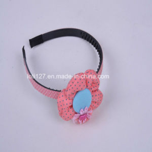 Pink DOT Big Flower Modelling, Fair Maiden Style Hair Accessories, Head Hoop, Tiaras pictures & photos
