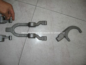 Forged Fork, Die Forging of Shift Fork pictures & photos