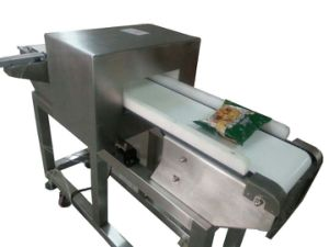 Conveyor Belt Metal Detection Machine for Food Security Detector pictures & photos
