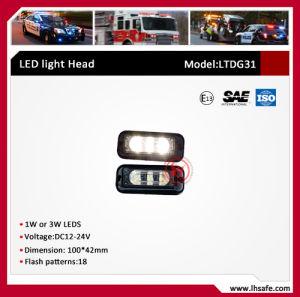 LED Strobe Warning Light Head (LTDG31) pictures & photos