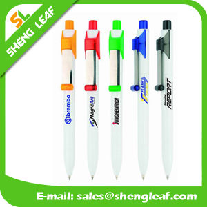 Promotional Plastic Ball Point Pen for Office Supply (SLF-PP025) pictures & photos